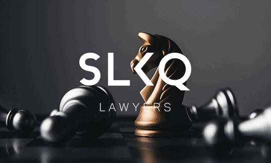 SLKQ lawyers logo white with background