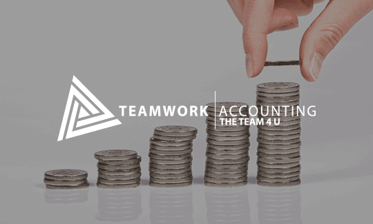 Teamwork Accounting Logo White with Background